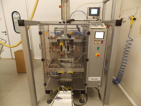 UIL Blending Solutions Gainsborough Packing Machine