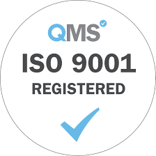 QMS ISO 9001 Registered UIL Blending Solutions